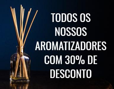 PROMOÇÃO DE AROMATZADORES